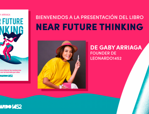 Evento de lanzamiento Libro Near Future Thinking